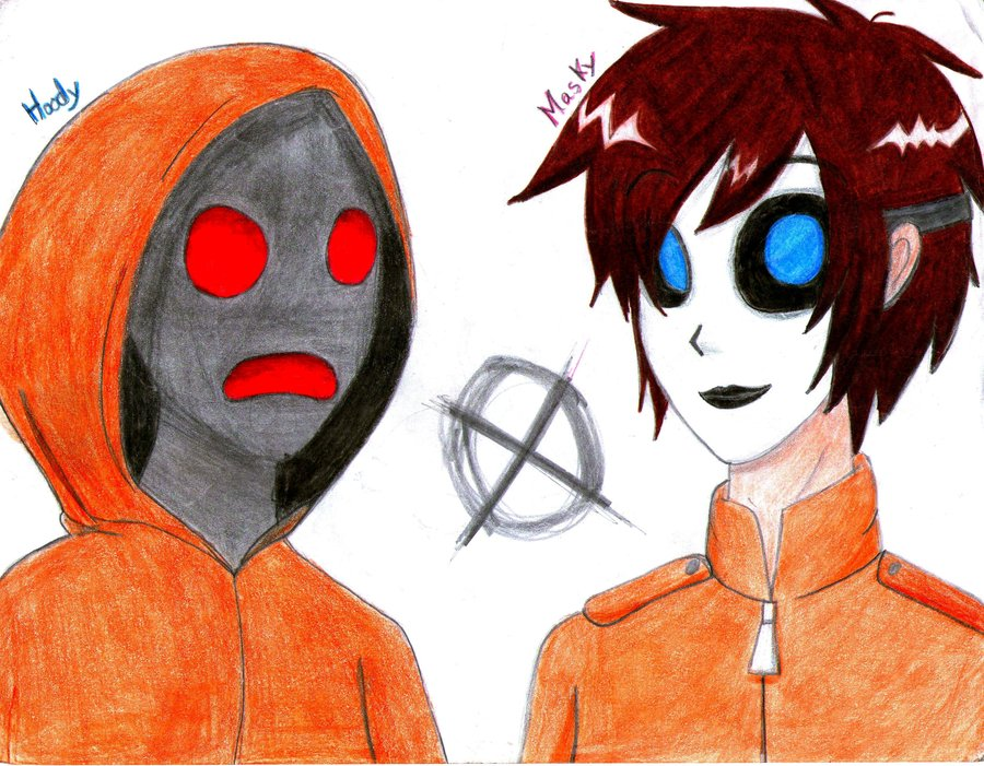 Hoodie x Abused! reader by MeowChell on DeviantArt