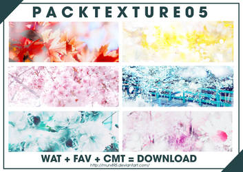 // PACK TEXTURE 05 // by mun495