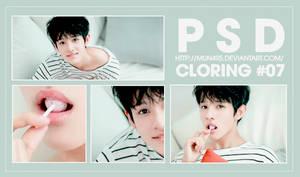 // PSD CLORING #07 //