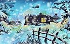 sonic satam winter by KEVIN-K-DEVIANTART
