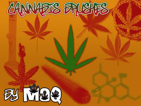 Cannabis Brushes