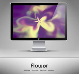 Flower by leoatelier