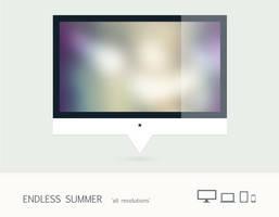 Endless summer by leoatelier