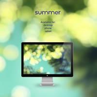Summer by leoatelier