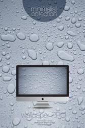 Water drop PRO wallpaper by samuelreis