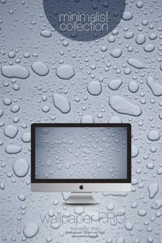 Water drop PRO wallpaper