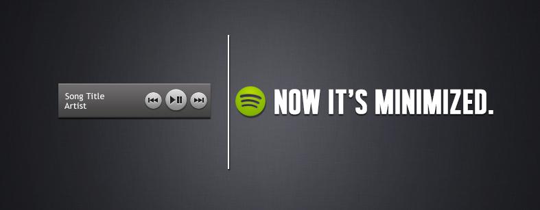 SpotifyMini 1.0