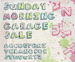 Sunday Morning Garage Sale
