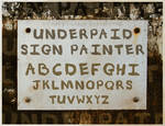 Underpaid Sign Painter.ttf by Lydia-distracted