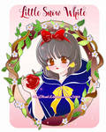 Little Snow White Animated by Mom0San