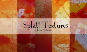 Splat Textures - Unrestricted