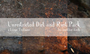 Unrestricted Dirt and RustPack