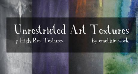 Unrestricted Art Textures