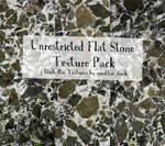 Unrestricted Flat Stone Texture Pack