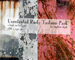 Unrestricted Rusty Texture Pack