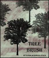 tree brush by EveBlackwoodStock