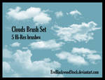 Clouds Brush Set