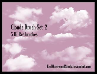 Clouds Brush Set 2