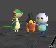 [XPS DL] Pokemon Generation 5