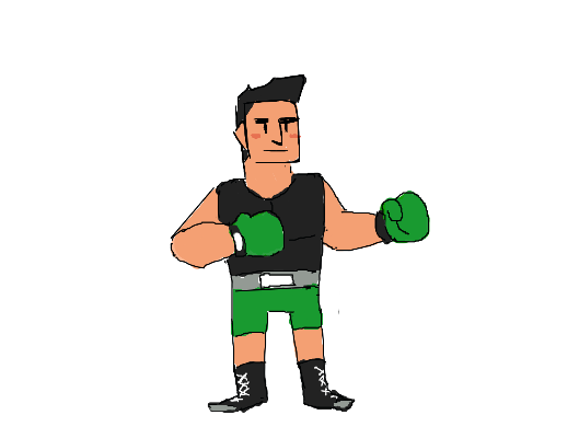 how to draw little mac
