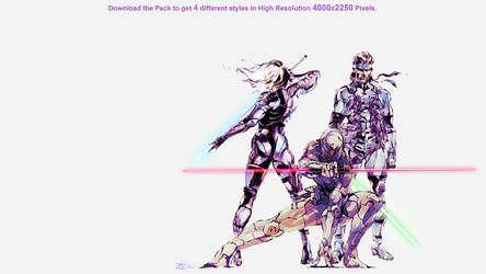 Metamorphosis MetalGear Wars