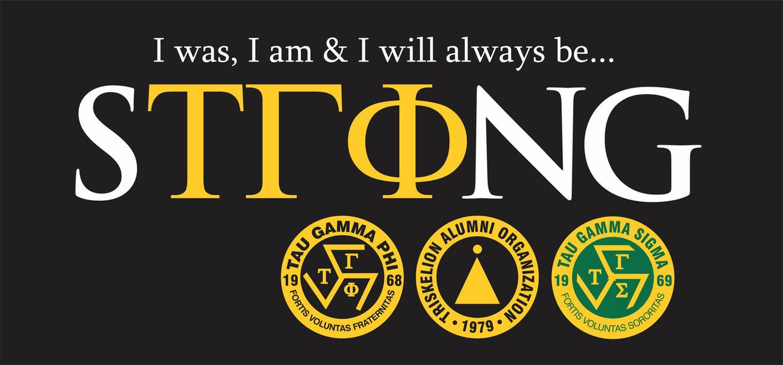 Tau Gamma Phi Vector Logo by winsomeba2malaque