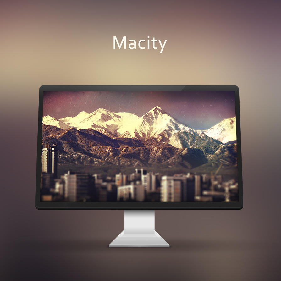 Macity Wallpaper by rikozi