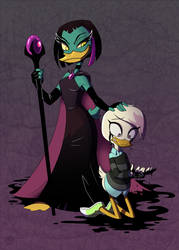 Bad girl by StasySolitude