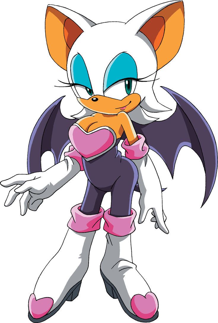 Images of rouge from sonic the hedgehog  sex pictures