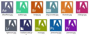Adobe Flat Tiles for OblyTile