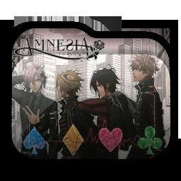 Amnesia Folder Icon by RedxMoonxRose