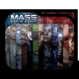 Mass Effect Folder Icon by RedxMoonxRose