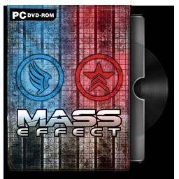 Mass Effect Folder Icon V.2 by RedxMoonxRose