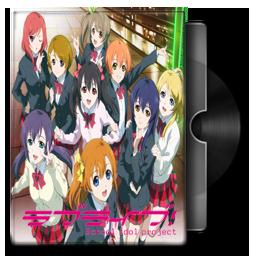 Love Live School Idol Project Folder Icon by RedxMoonxRose