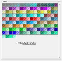 148 Gradient Varieties by Liasmani