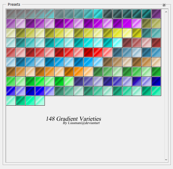 http://fc06.deviantart.net/fs40/i/2009/047/8/b/148_Gradient_Varieties_by_Liasmani.png