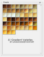 51 Gradient Varieties by Liasmani