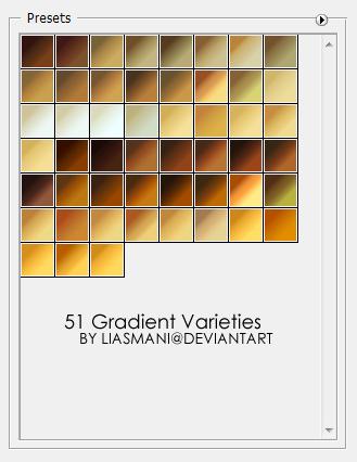 51 Gradient Varieties by Liasmani