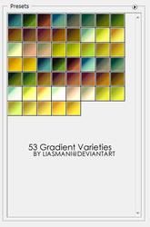 53 Gradient Varieties by Liasmani
