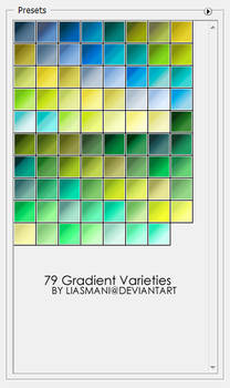 79 Gradient Varieties