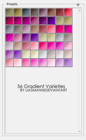 56 Gradient Varieties by Liasmani