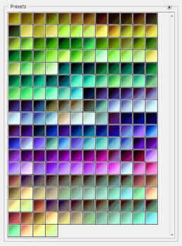 208 Gradient Varieties