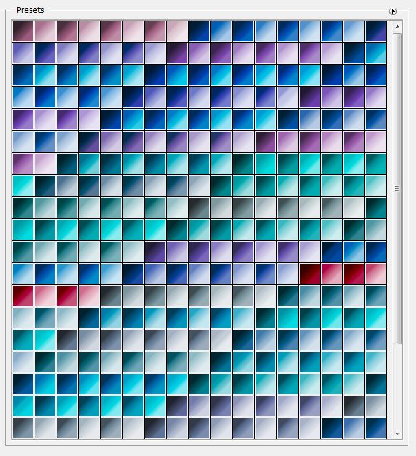 400 Gradient Varieties by Liasmani