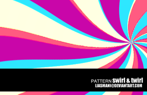 Swirl+Twirl II by Liasmani