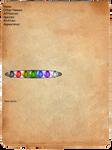 Creepypasta Journal Entry Template