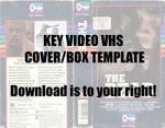 Key Video VHS Template