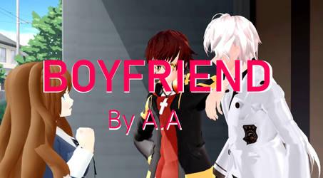 Golden Time .:Boyfriend:. +Motion Dl! by apolline555