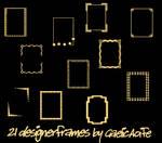 21 frames-boxes