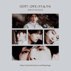 GOT7   DYE (V3/V4)   Photopack #2