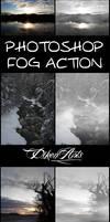 Photoshop Fog Action